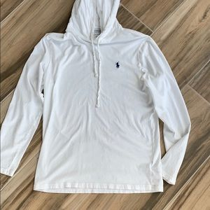 Polo Ralph Lauren T-shirt hoodie.Perfect condition